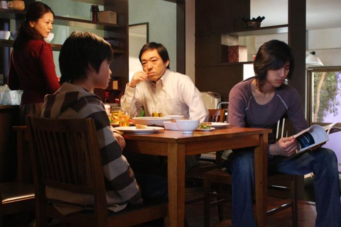 Family Tensions in Tokyo Sonata