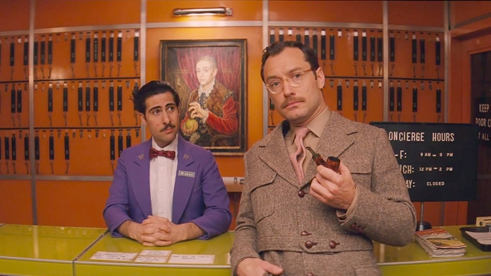 The Grand Budapest Hotel is actually set in three different eras.